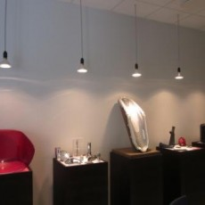 The show room of ML Engraving
