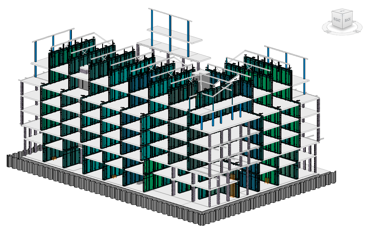Modular Formwork Construction