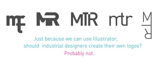 Don t Design A Logo Five Logo Ideas For Initials