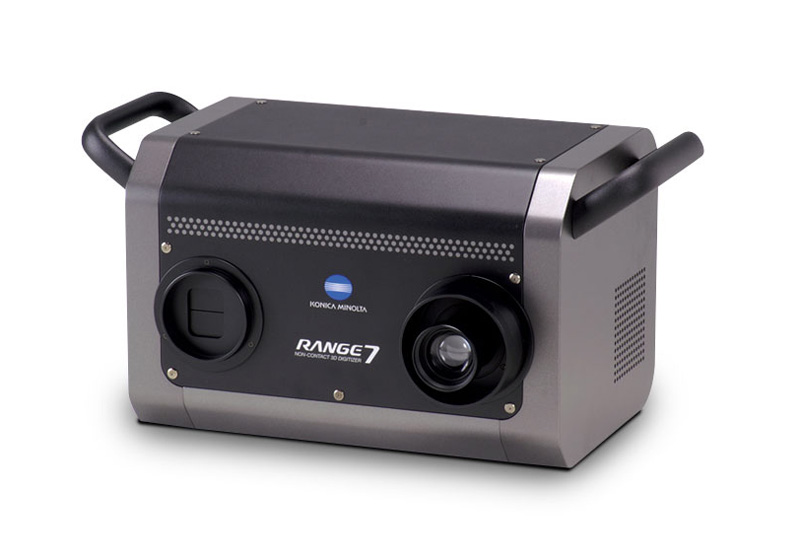 Konica-Minolta-range-7-3D-Scanner
