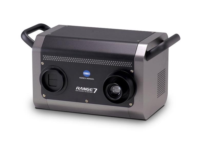 Konica-Minolta-range-7-3D-Scanner